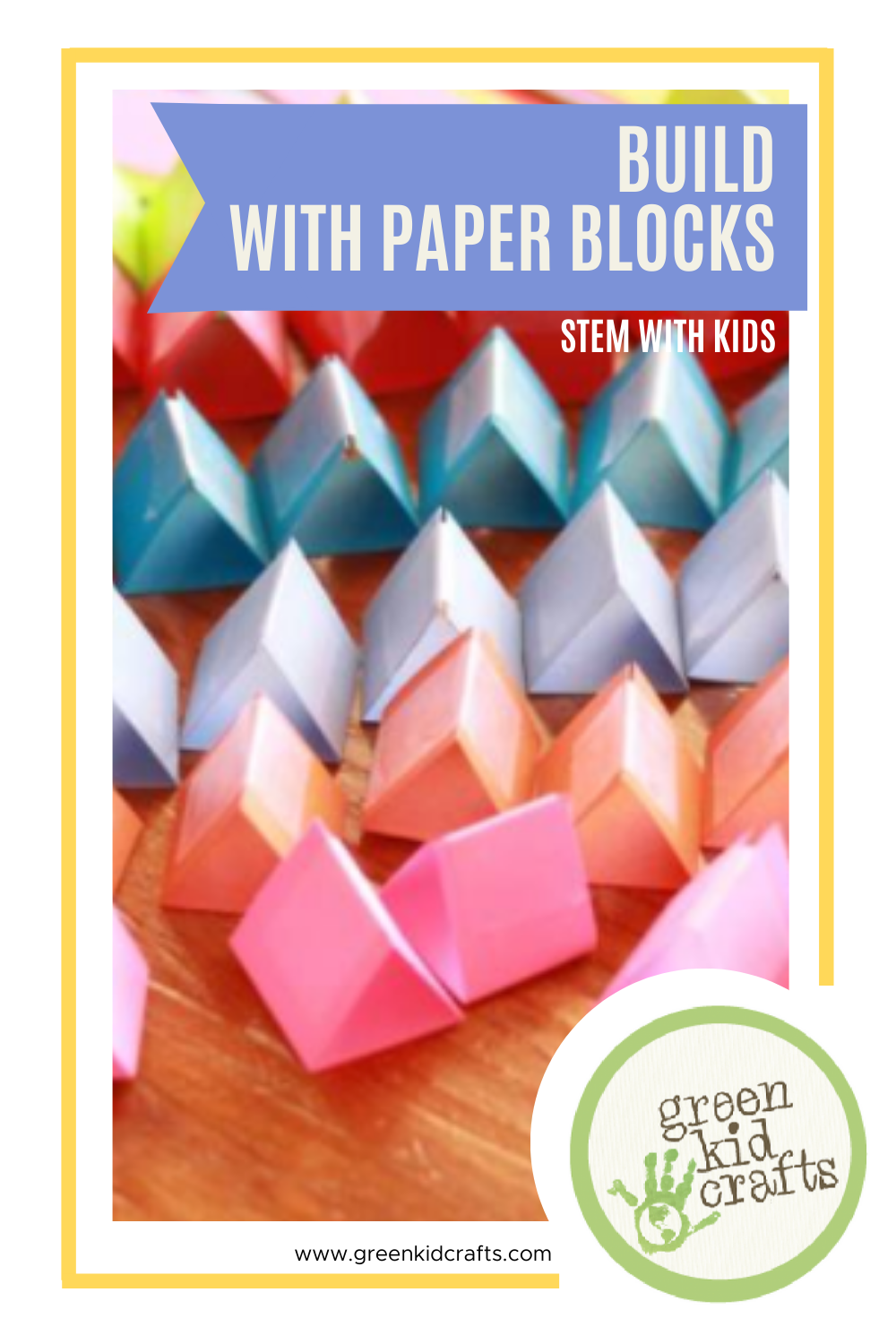 Build with Paper Blocks