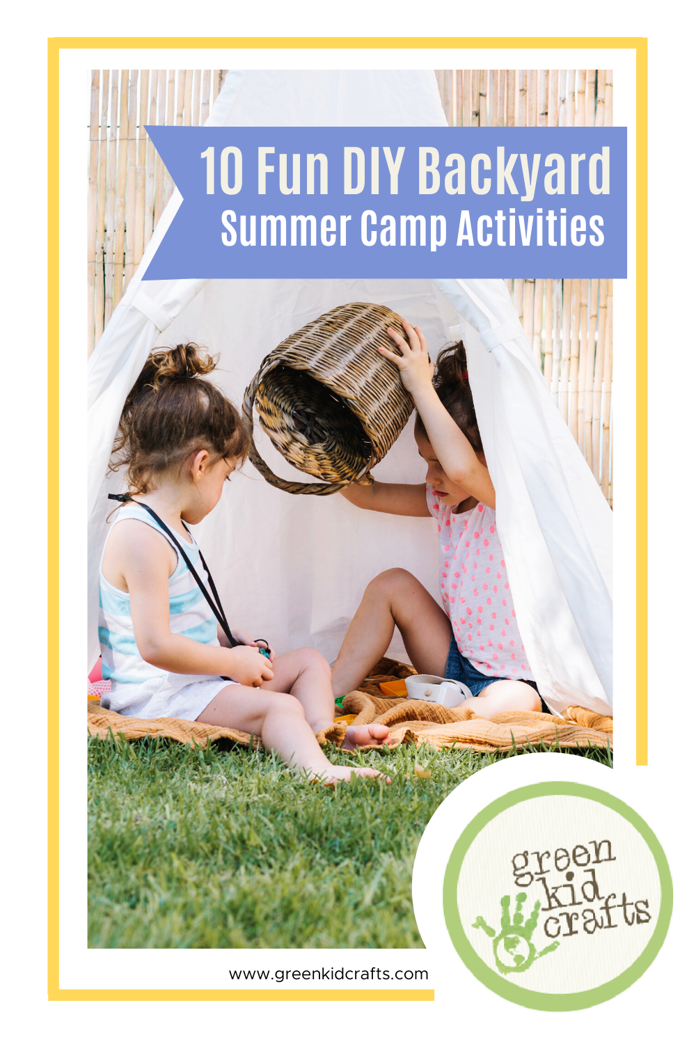 summer backyard activities for kids
