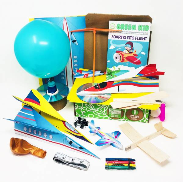 Image of Soaring into Flight (ages 5-10+)