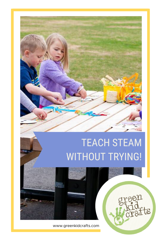 Teach steam learning