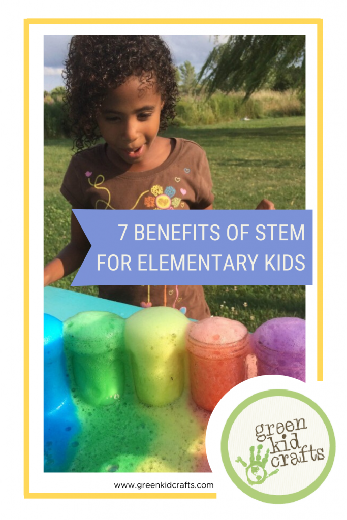 7 Benefits of STEM for elementary kids