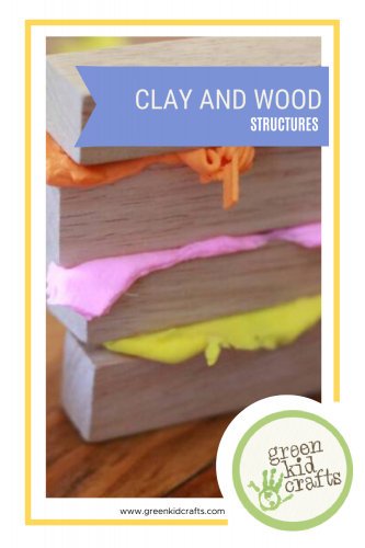 Clay and Wood Structures