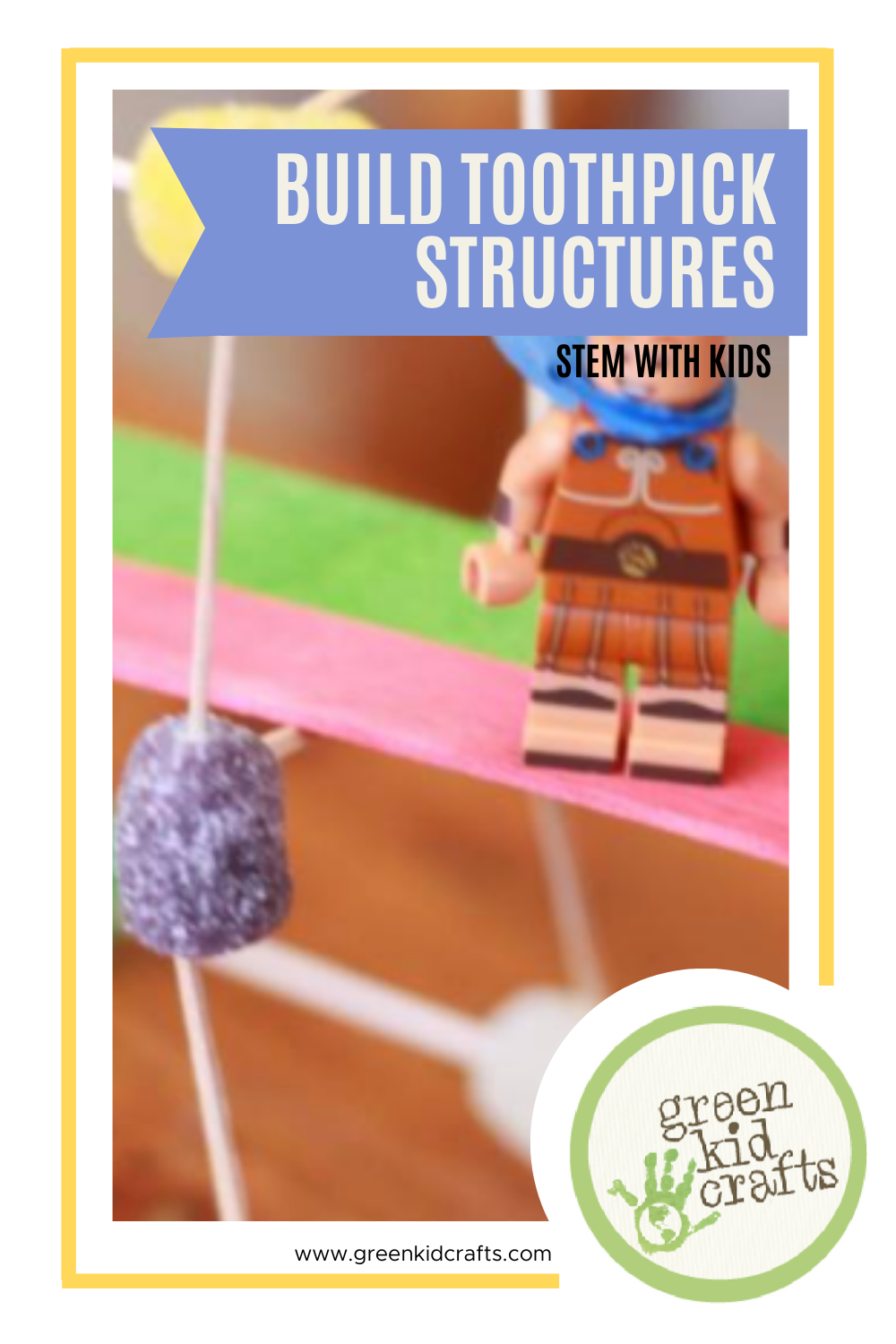 Build Toothpick Structures