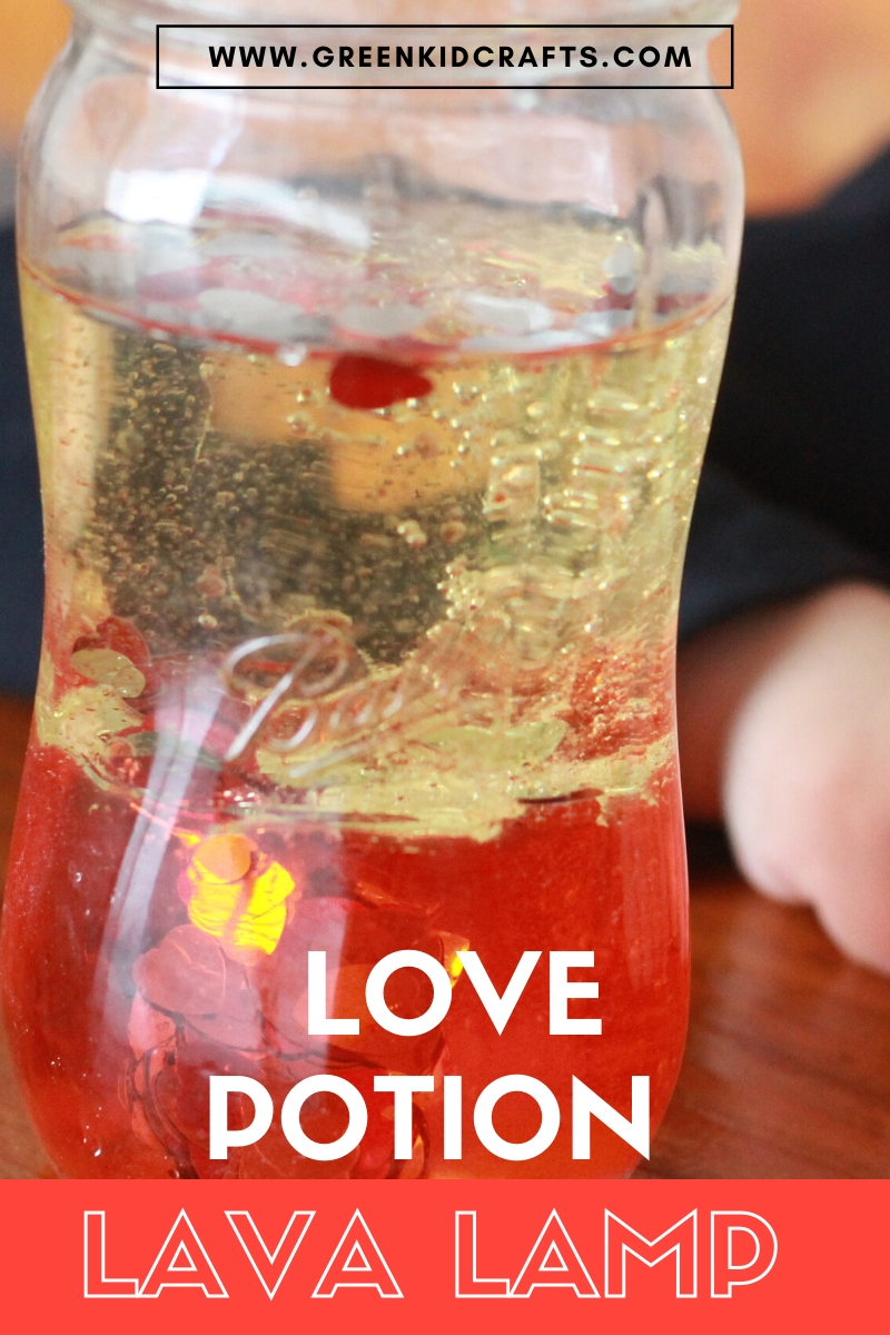 Love Potion Lava Lamp - Looking for educational toys, science kits, monthly crafts for kids, monthly subscriptions for kids, a monthly craft box or kids craft subscription? Green Kid Crafts, kids craft subscription and maker of the best subscription boxes, including award-winning arts and craft subscription boxes and best monthly subscription boxes has what you're looking for!