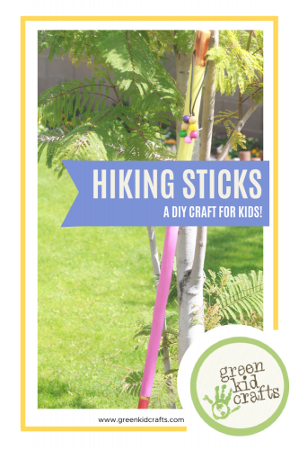 HIKING STICKS