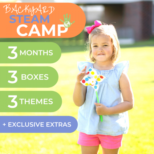 Backyard STEAM Camp