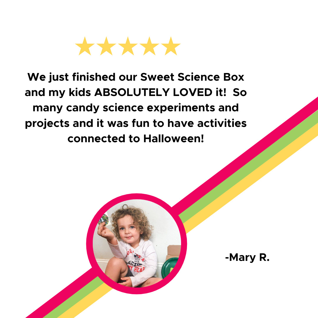 sweet science box testimonial 3